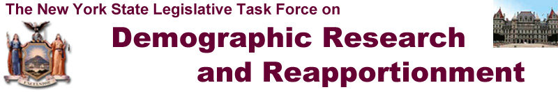 New York State Legislative Task Force on Demographic Research and Reapportionment